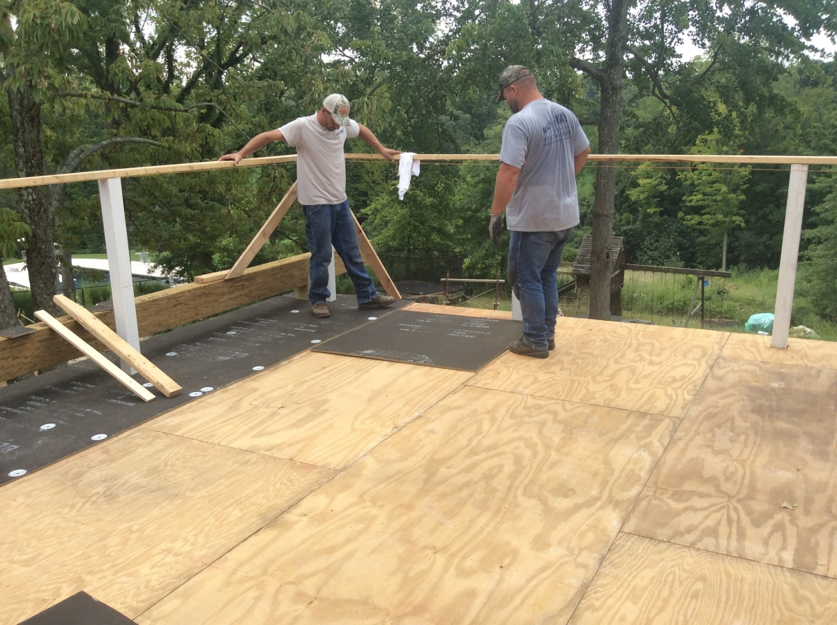 Click Here To View Our Specialty Roofing Project Gallery!