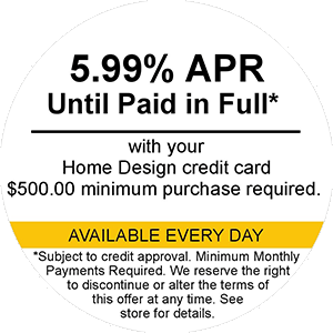 5.99% APR Until Paid In Full Available Every Day